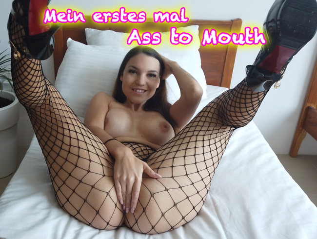 Mein erstes mal Ass to Mouth