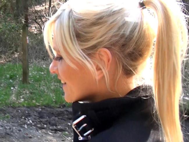 Chef zum Fremdfick im Park verführt!